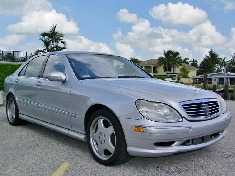 2002 mercedes benz s class s600 sport in pompano beach fl for Pompano mercedes benz dealership