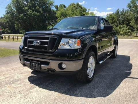 2008 Ford F-150 4x4 FX4 4dr SuperCrew Flareside 6.5 ft. SB - Ocala FL
