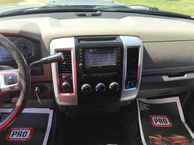 2010 Dodge Ram Pickup 1500 4x4 SLT Sport 4dr Crew Cab 5.5 ft. SB Pickup - Ocala FL