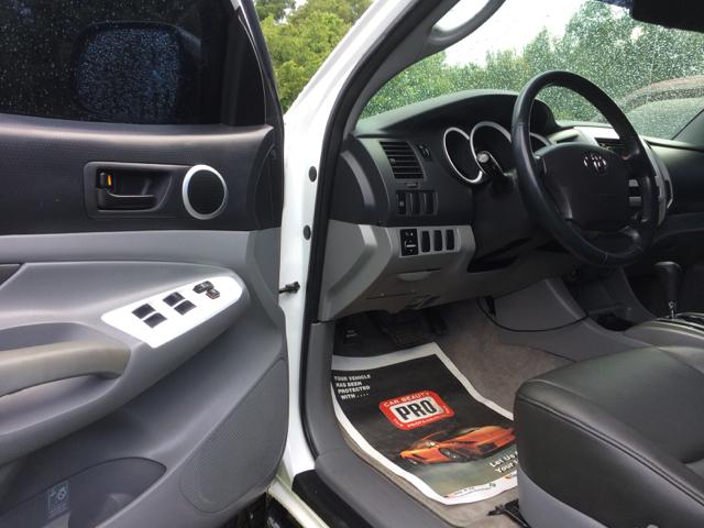 2006 Toyota Tacoma V6 4dr Double Cab 4WD SB (4L 5A) - Ocala FL