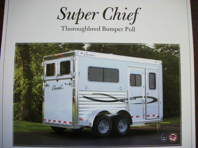 2014 CHEROKEE SUPER CHIEF