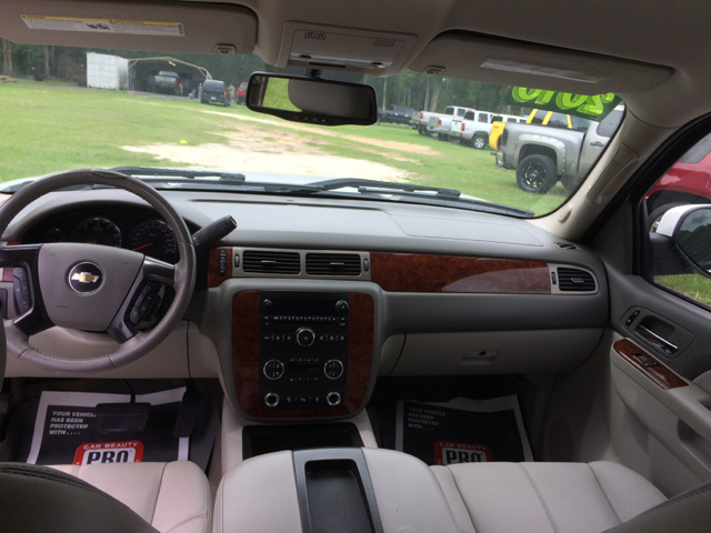 2010 Chevrolet Silverado 1500 4x4 LTZ 4dr Crew Cab 5.8 ft. SB - Ocala FL