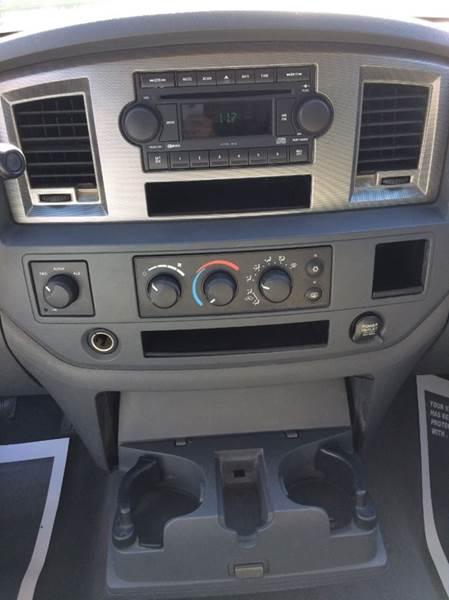 2006 Dodge Ram Pickup 2500 SLT 4dr Quad Cab 4WD SB - Ocala FL