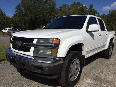 2010 Chevrolet Colorado for sale in Ocala, FL