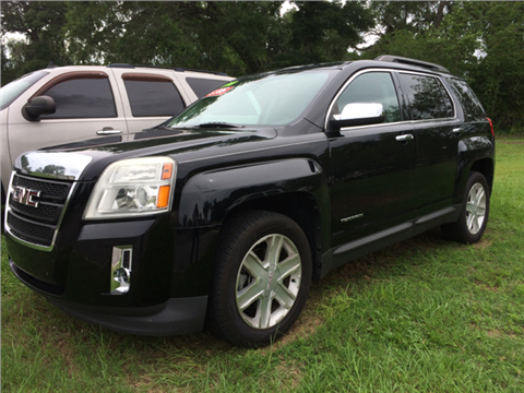 2010 GMC Terrain for sale in Ocala, FL