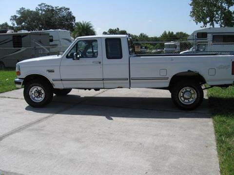 1996 Ford F-250 for sale in Melbourne, FL
