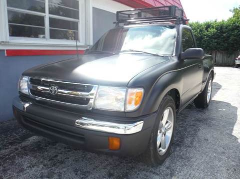2000 Toyota Tacoma for sale in Melbourne, FL