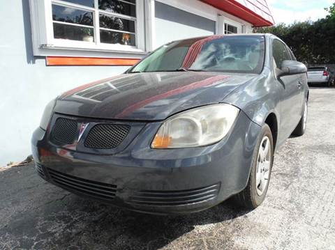 2009 Pontiac G5 for sale in Melbourne, FL