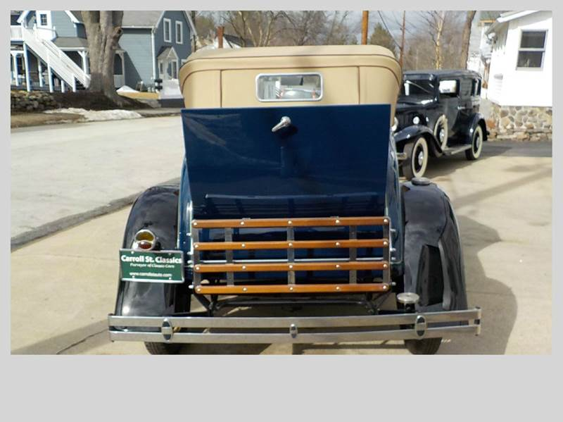 1930 Ford Model A  - Manchester NH