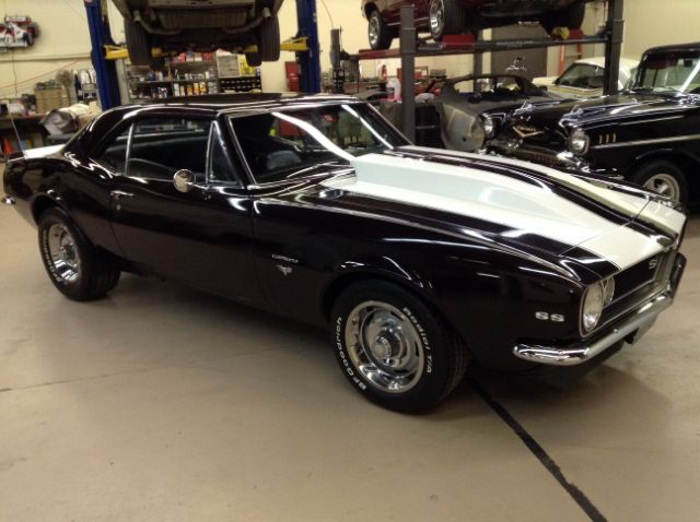 Used 1967 chevrolet camaro ss 383 stroker auto th350 in for State motors manchester nh