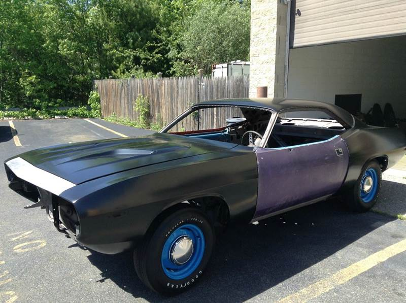 1972 Plymouth Barracuda  - Manchester NH
