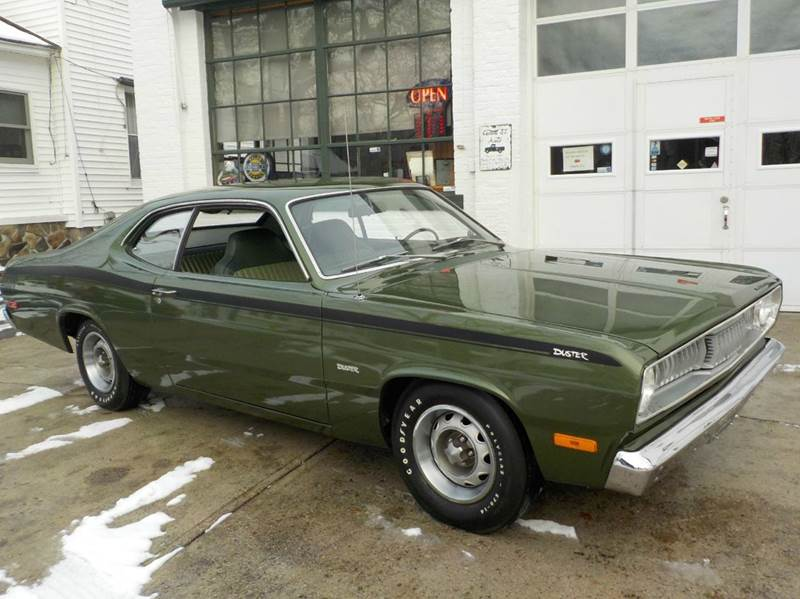 1972 Plymouth Duster  - Manchester NH
