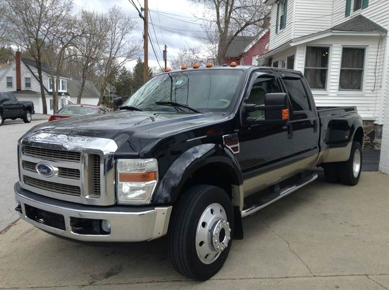 2008 Ford F-450 4X4 Crew Cab - Manchester NH