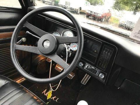 1972 Chevrolet Nova Super Sport - Manchester NH