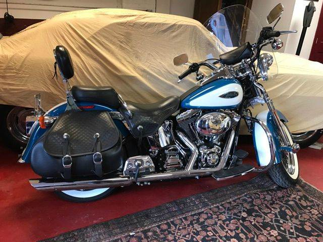 2001 Harley-Davidson Heritage Springer  FLSTN  - Manchester NH
