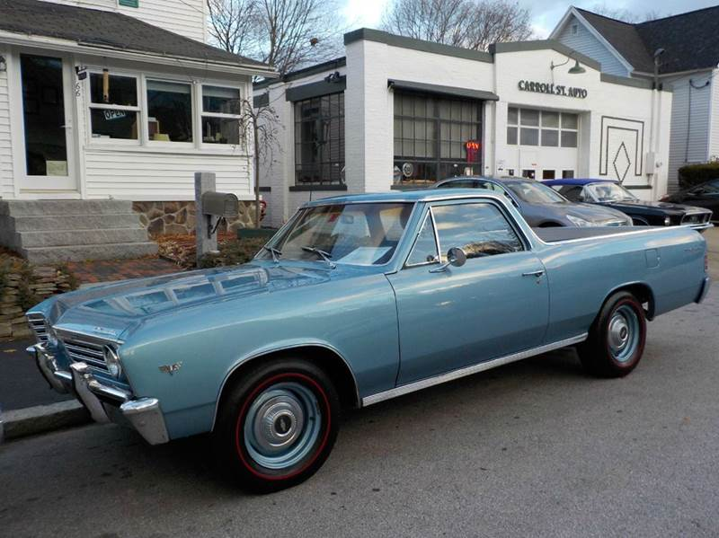 1967 Chevrolet El Camino Pick Up - Manchester NH