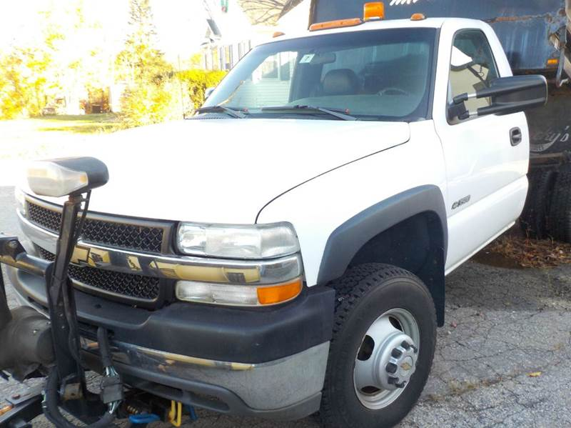 2002 Chevrolet 3500 Plow - Manchester NH
