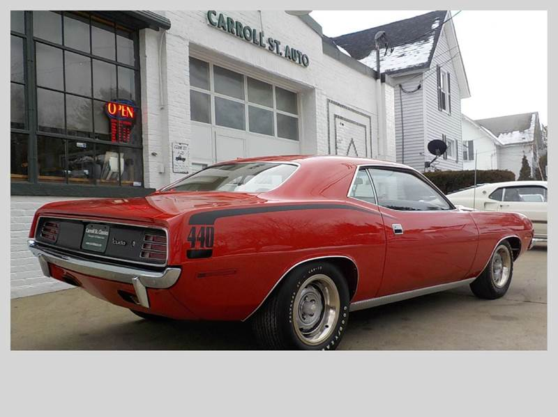 1970 Plymouth Barracuda V-Code  - Manchester NH