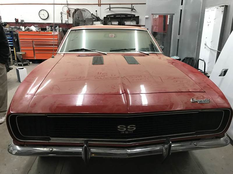 1967 Chevrolet Camaro RS/SS - Manchester NH
