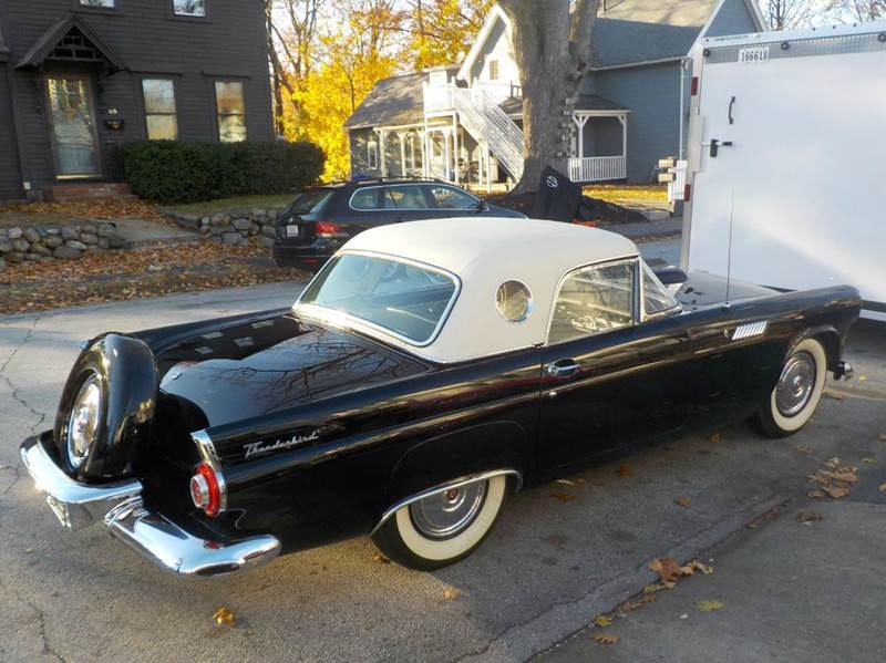 1956 Ford Thunderbird  - Manchester NH