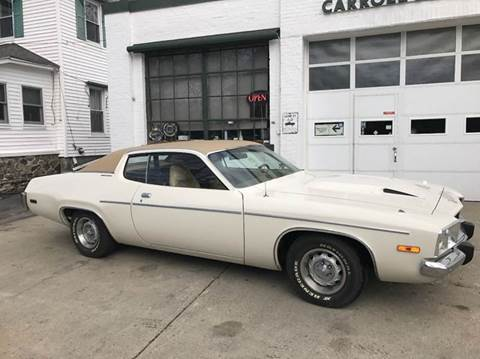 1974 Plymouth Roadrunner for sale in Manchester, NH