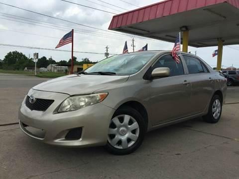 2010 Toyota Corolla For Sale Texas