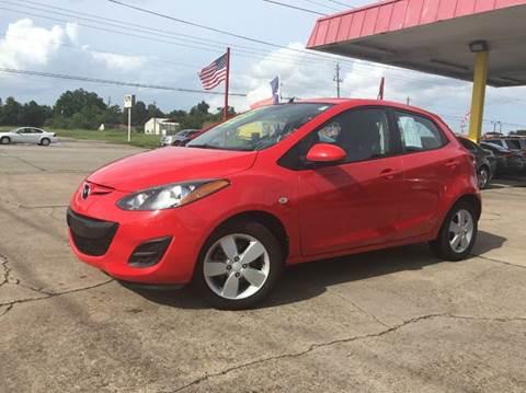 2012 Mazda MAZDA2 for sale in Pasadena, TX