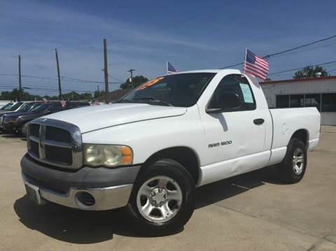 2002 Dodge Ram Pickup 1500 For Sale Carsforsale