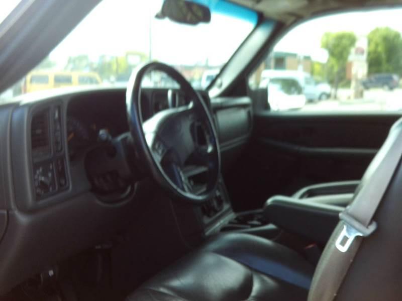 2005 Chevrolet Silverado 3500HD CC lt - Meridian ID