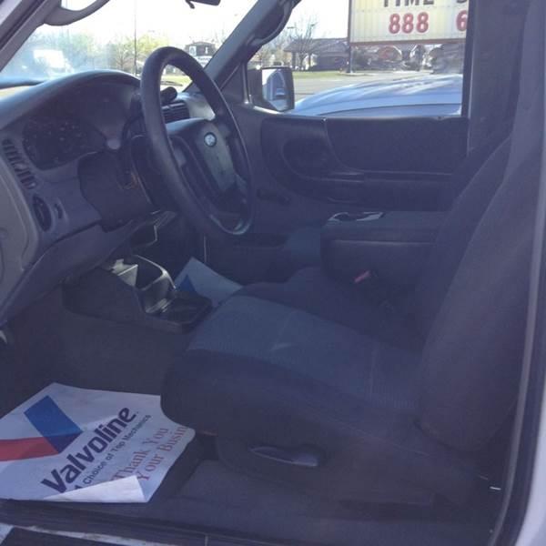 2008 Ford Ranger 4x2 XL 2dr SuperCab SB - Meridian ID