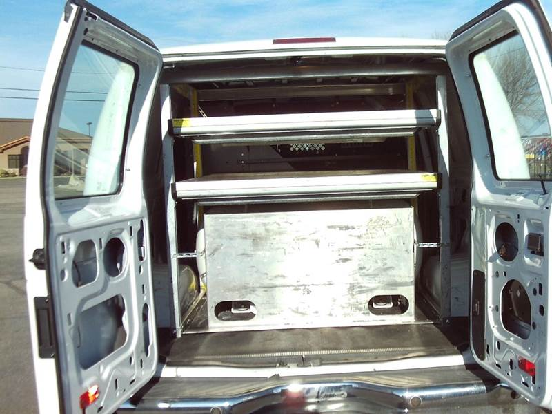 2012 Ford E-150  4x2 - Meridian ID
