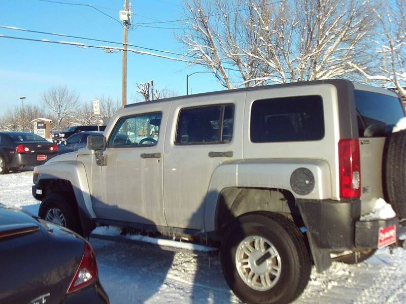 2006 HUMMER H3 4dr SUV 4WD - Meridian ID