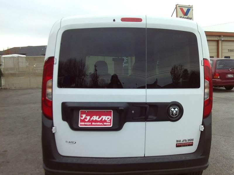 2016 RAM ProMaster City Cargo Tradesman 4dr Cargo Mini-Van - Meridian ID