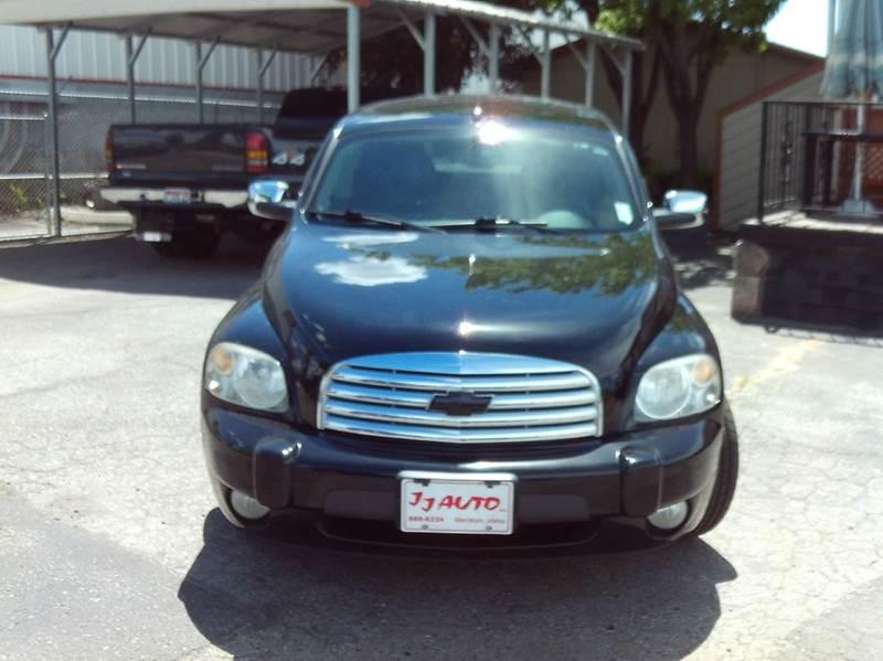 2008 Chevrolet HHR Panel LT 4dr Wagon - Meridian ID