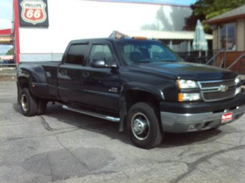 2005 Chevrolet Silverado 3500HD CC
