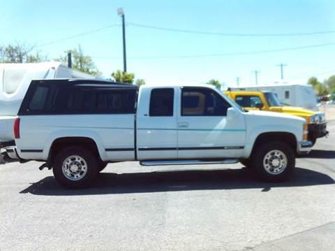 1998 Chevrolet Silverado 2500HD