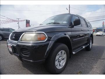 2002 Mitsubishi Montero Sport for sale in Williamstown, NJ