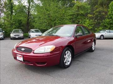 2006 Ford Taurus for sale in Williamstown, NJ