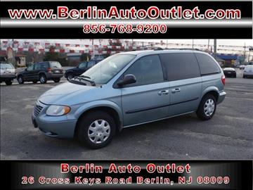 2003 Chrysler Voyager for sale in Williamstown, NJ