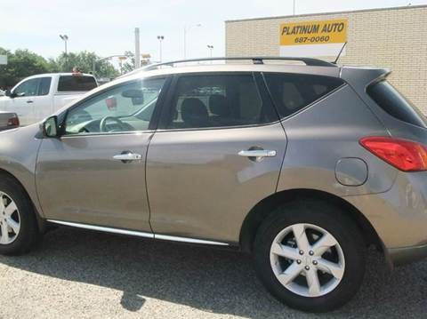 2010 Nissan Murano for sale in Lubbock, TX
