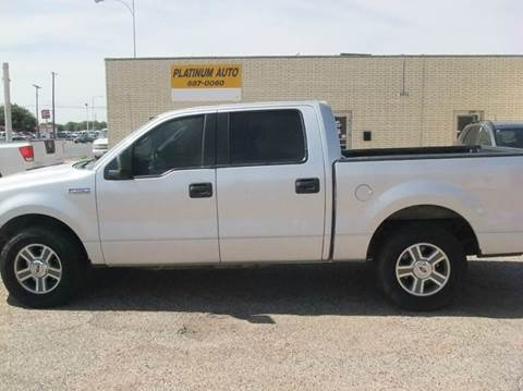 2006 Ford F-150 for sale in Lubbock, TX