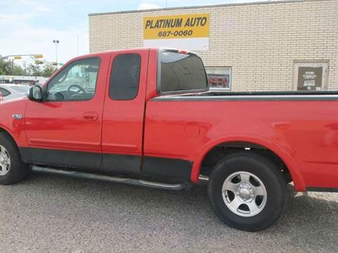 2000 Ford F-150 for sale in Lubbock, TX