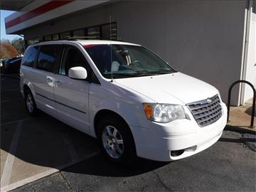 Chrysler Town And Country For Sale Asheville Nc