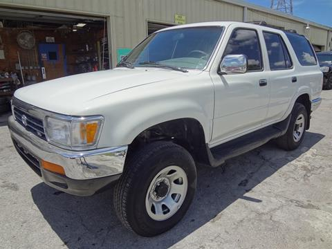 1993 Toyota 4Runner for sale in Clearwater, FL