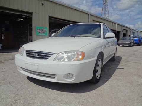 2003 Kia Spectra for sale in Clearwater, FL