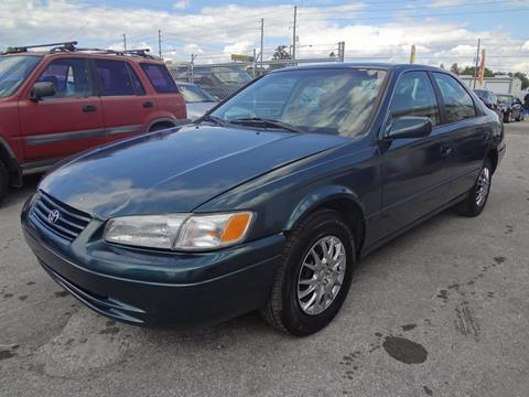 1997 Toyota Camry for sale in Clearwater, FL