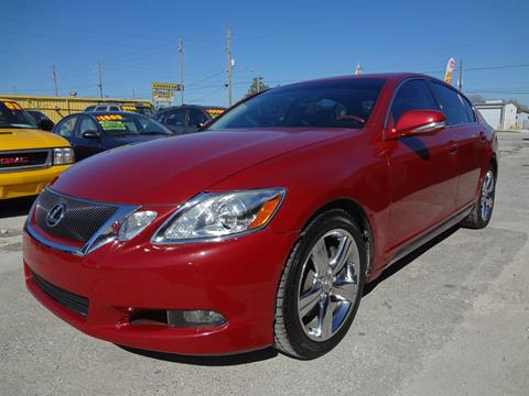 2010 Lexus GS 350 for sale in Clearwater, FL