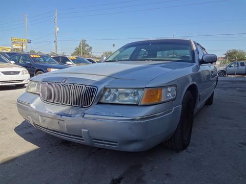 1998 Mercury Grand Marquis for sale in Clearwater, FL
