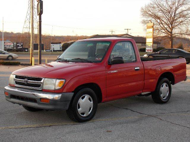 1999 Toyota Tacoma Regular Cab 2wd For Sale In Vienna