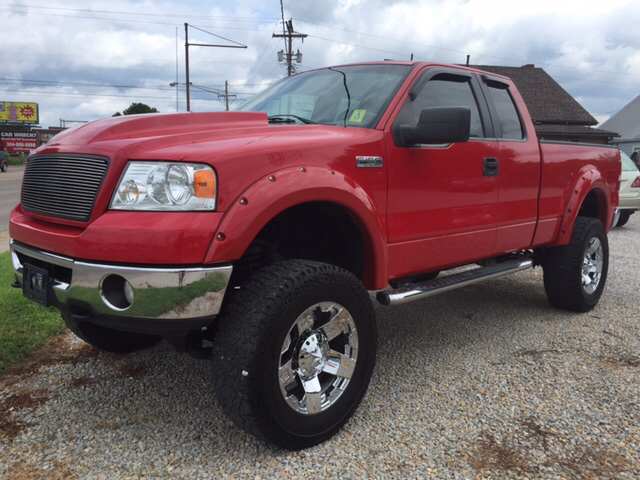 2006 ford f 150 xlt 4dr supercab 4wd styleside 6 5 ft sb in vienna wv easter brothers. Black Bedroom Furniture Sets. Home Design Ideas
